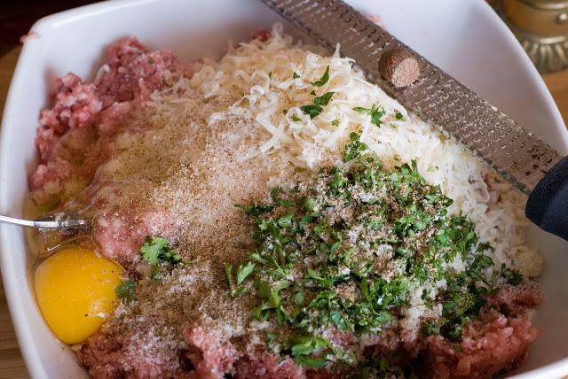 фрикадельки с макаронами рецепт с фото пошагово