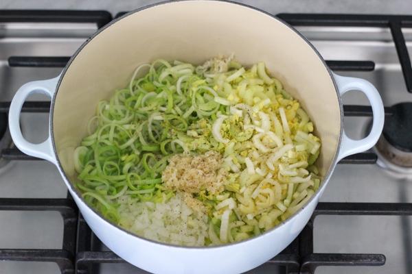 Рецепт крем супа из сельдерея