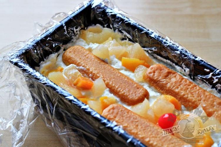 Десерты из творожного сыра рецепты