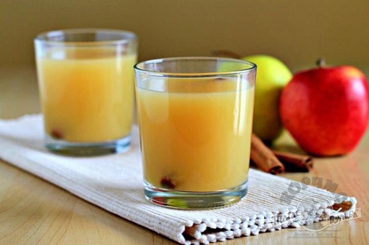 Изготовление яблочного сидра