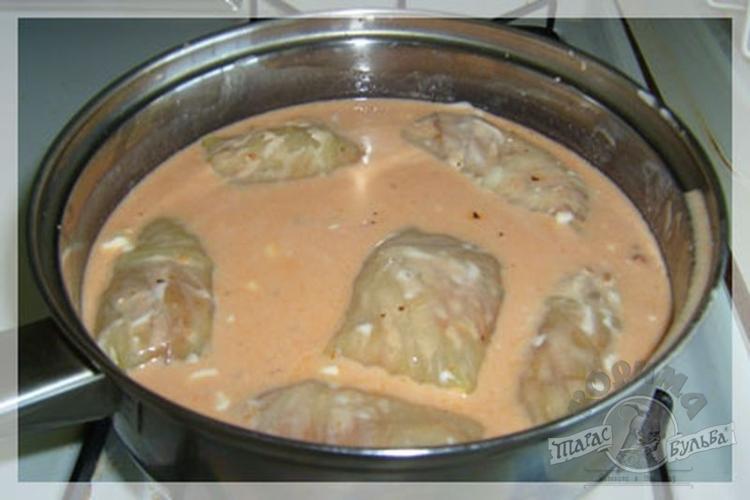 Голубцы с картошкой рецепт пошагово в кастрюле