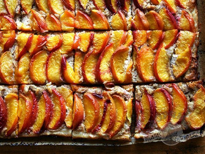 рецепт курица с персиками в духовке рецепт