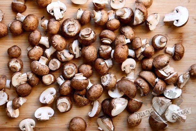 фото грибы пампушки
