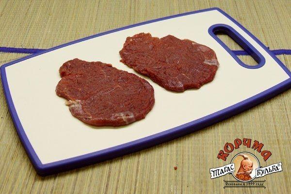 рецепты говяжьей вырезки в духовке