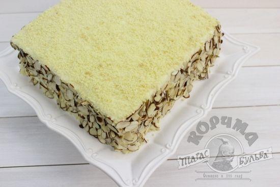Торт киевский, рецепт с фото