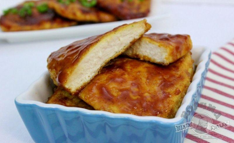 Рецепты из куриного филе на сковороде с пошагово