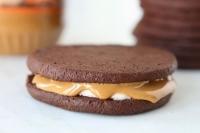 Домашнее печенье с арахисовым маслом