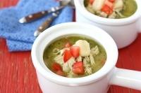 Суп с ньокки