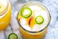 Напиток из персика Агуа Фреска