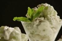 Десертный салат из винограда