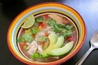 Суп мексиканский Кальдо