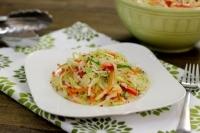 Салат из капусты Витаминный